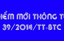 dIEM MOI THONG TU 39