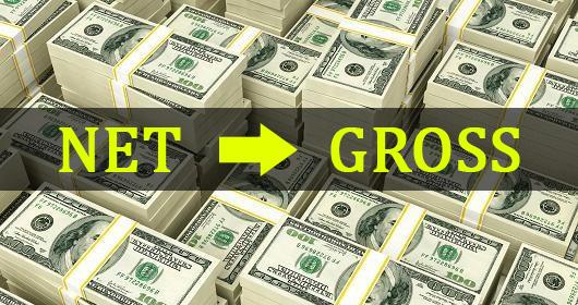 Cách quy đổi lương NET sang lương GROSS