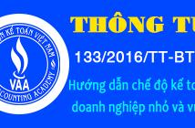 thong-tu-133-2016-tt-btc-che-do-ke-toan-doanh-nghiep-nho-va-vua