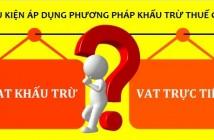 dieu-kien-ap-dung-phuong-phap-khau-tru-thue-gtgt