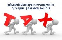 diem-moi-nghi-dinh-139-2016-nd-cp