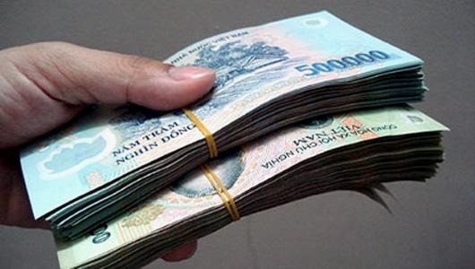 Cá nhân góp vốn bằng tiền mặt có được không?