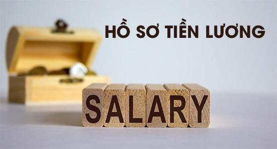 Hồ sơ tiền lương doanh nghiệp