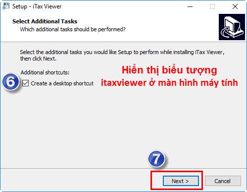 Hướng dẫn cài đặt itaxviewer mới nhất   cài đặt đọc file XML