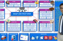 Học kế toán thực tế online trên excel