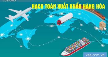 Hạch toán xuất khẩu hàng hóa