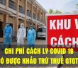 chi phi cách ly covid 19 co duoc khau tru thue gtgt