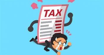 Cưỡng chế vi phạm hành chính thuế