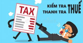 kiểm tra thanh tra thuế